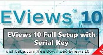 eviews 10 downloads