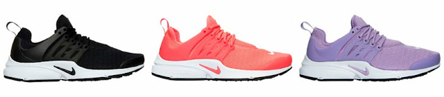 Nike Air Presto Running Shoes $80 (reg $120)