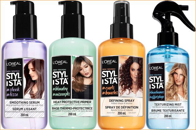 Stylista produits coiffants L'Oréal Paris