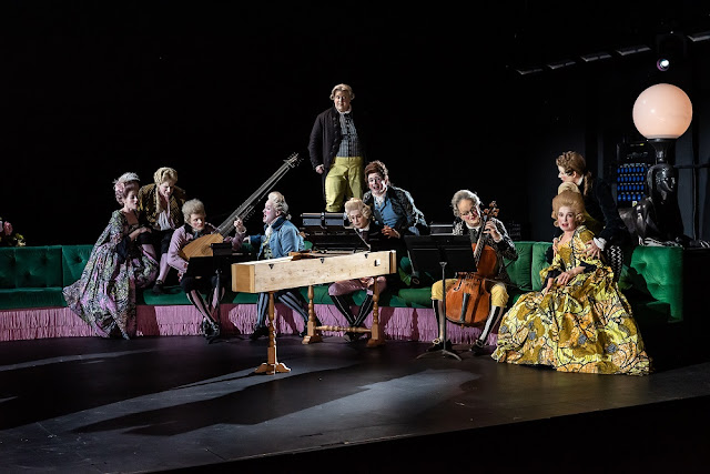 Handel: Berenice - London Handel Festival, Royal Opera -(C) ROH 2019 Photo Clive Barda