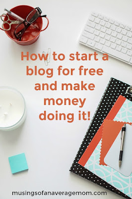How to start a money making blog for free