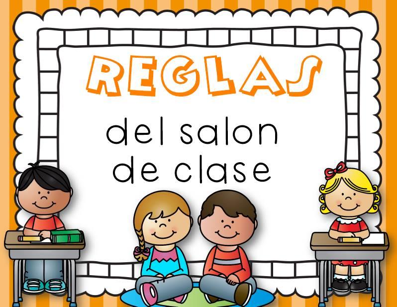 U e c colegio mar a curie acuerdos de convivencia escolar for 10 reglas del salon de clases en ingles