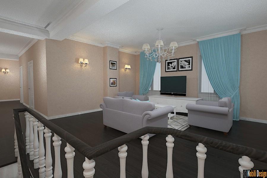 Design interior casa til clasic Sibiu | Firma amenajari interioare Sibiu.
