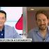 "Pablo Iglesias a Javier Ruiz: ""Oye, no me has preguntado por Venezuela"""