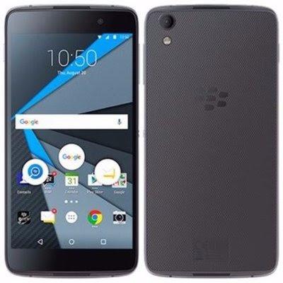 BlackBerry: DTEK50 Phone