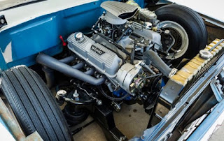 2019 Ford F100 Engine
