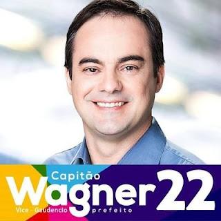 'É preciso aliar guarda armada com tecnologia', diz Capitão Wagner candidato a prefeito em Fortaleza (CE)