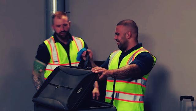 sexo aeroportuario,