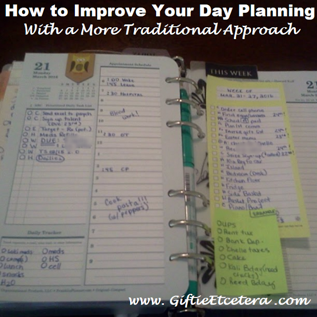 planner, day on two pages, franklin covey