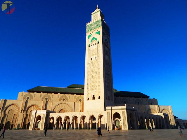 Mezquita de Hassan II Casablanca