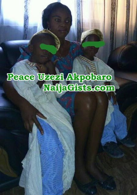 Peace Uzezi Akpobaro