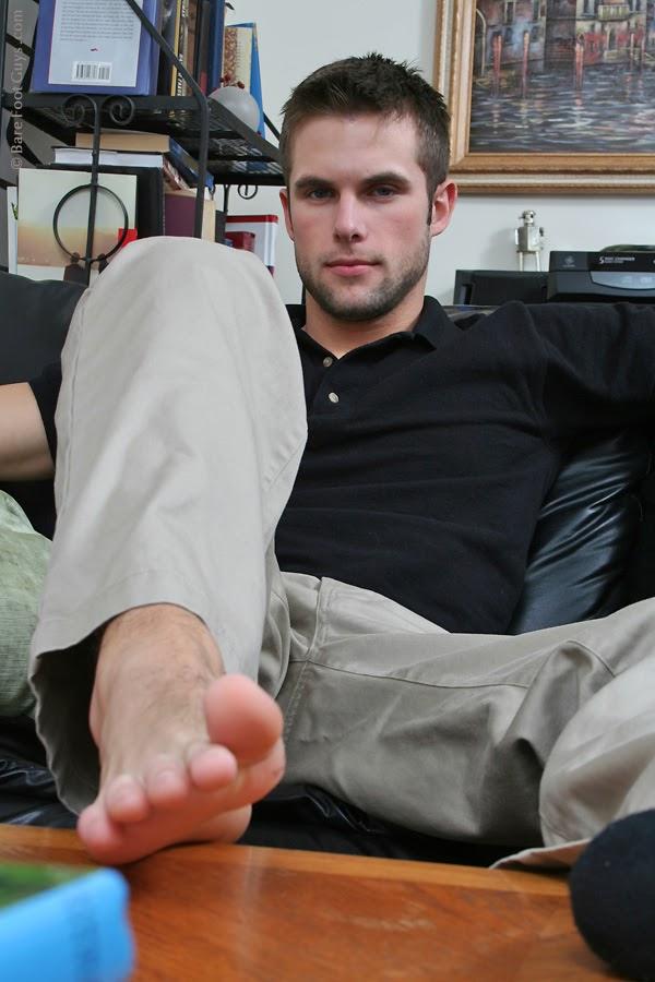 Twink boy feet
