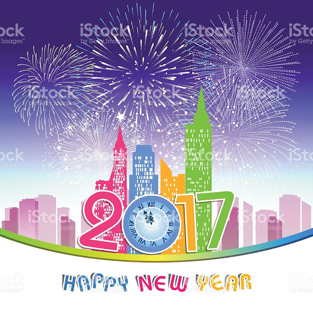 display picture of new year 2017