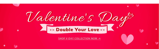 Valentins day double your love