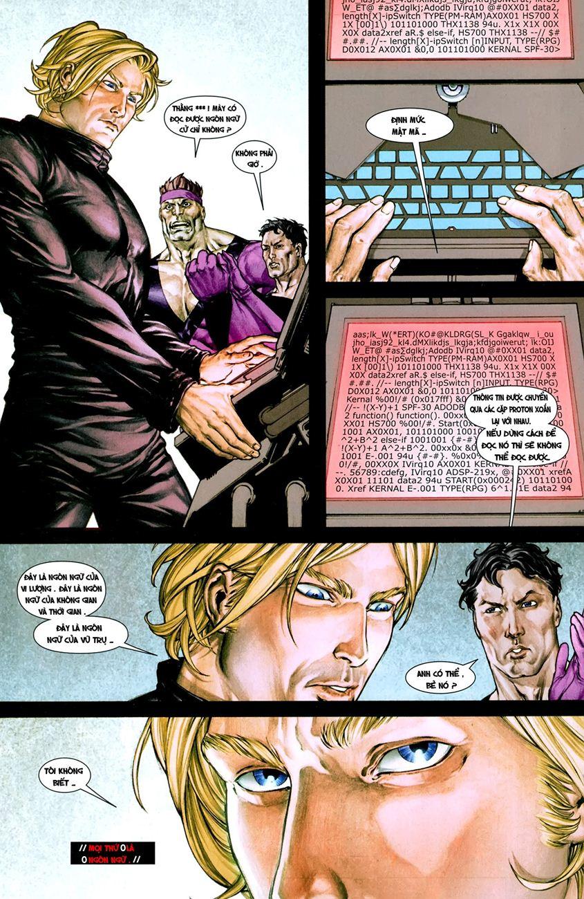 X-Men Necrosha chap 1 trang 35