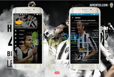 BBM Mod Club Juventus Versi v2.13.1.14 Apk