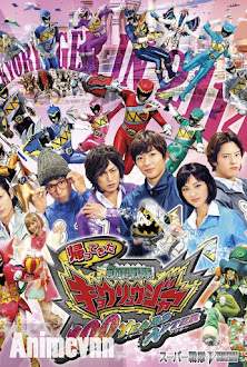 Zyuden Sentai Kyoryuger Returns: 100 YEARS AFTER -  2014 Poster