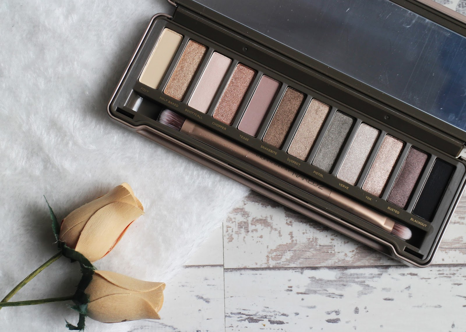 Urban Decay Naked Palettes | Choosing the Right Palette for You