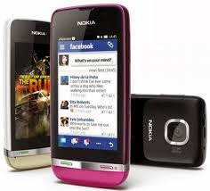 Gadget Terbaru Nokia Asha