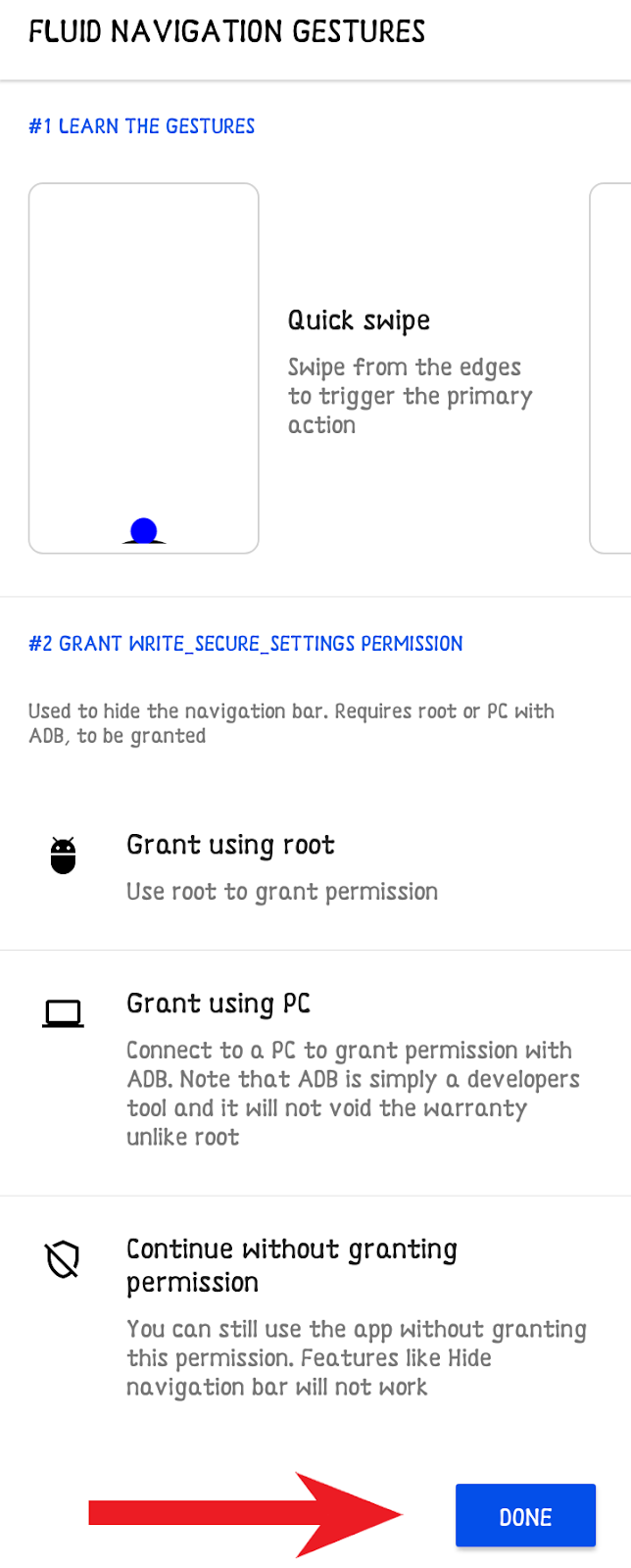 How to Get Gesture Navigation on Any Android Phone like Pie? in 2019