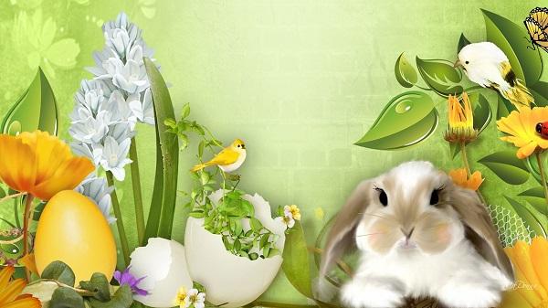 ¡Buena Pascua! (Со Светлой Пасхой!)