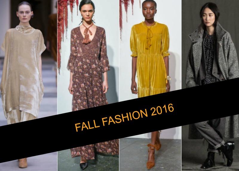 Fall 2016 Fashion