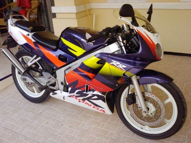 Otomotif Jadul: Honda NSR 150 Series, Motor Tercanggih dan