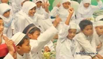 Lirik Hymne Madrasah Anak Pesantren