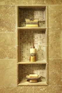 ديكورات بلاط حمامات