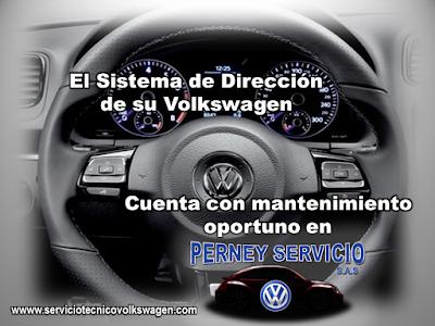 Sistema de Direccion Volkswagen