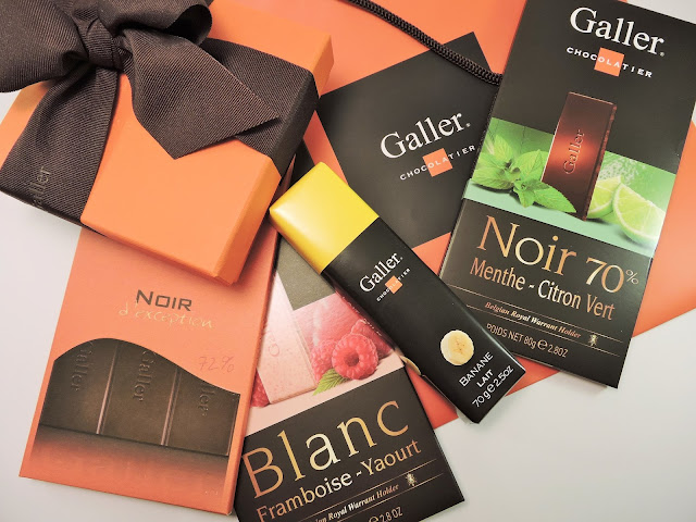 chocolats Galler
