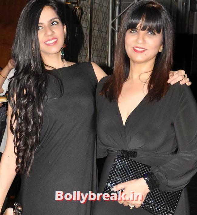 Nishka Lulla and Neeta Lulla, Bollywood Celebs Sizzle at Grey Goose Style Du Jour 2013