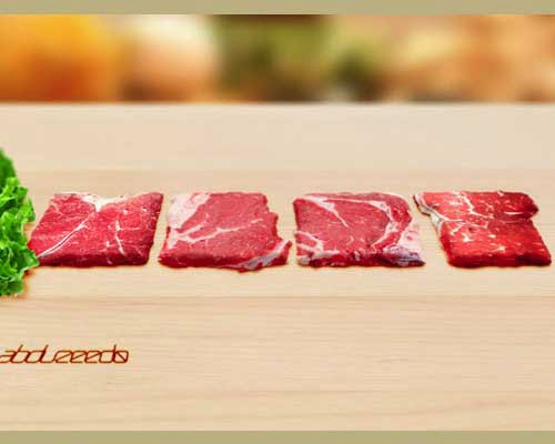 Meat Text Effect in Photoshop
