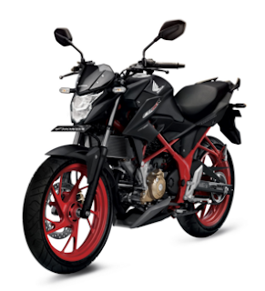 Honda CB150R StreetFire Special Edition Hitam Terbaru