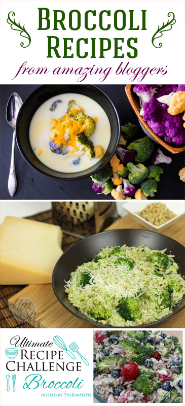 Top Broccoli recipes from todays top bloggers