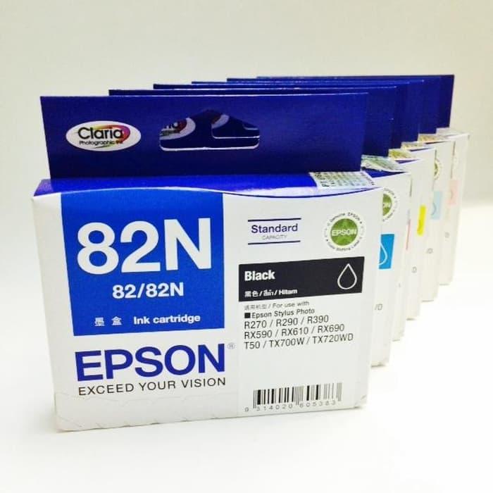 TINTA EPSON 82N BLACK