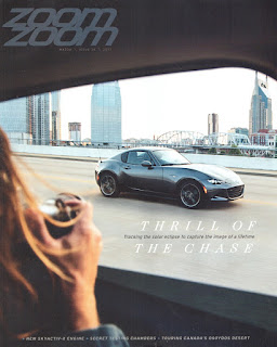 issue 30 of Zoom Zoom magazine