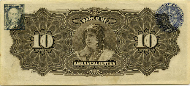 Mexican currency collection peso