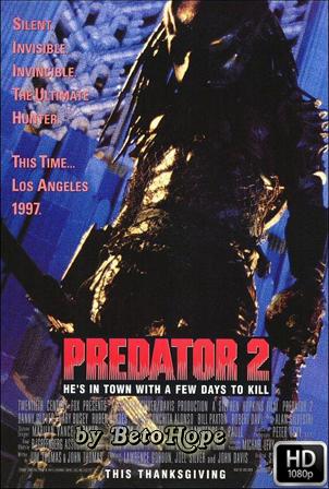 Depredador 2 [1990] [Latino-Ingles] HD 1080P  [Google Drive] GloboTV
