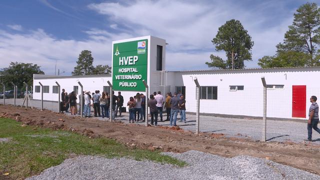 O Hospital Veterinário Público não vai fechar, garante GDF