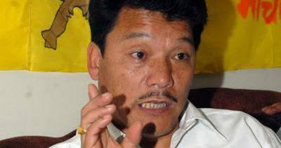 Bimal Gurung warns of situation flaring up, if Bengali langauge is imposed in the hills