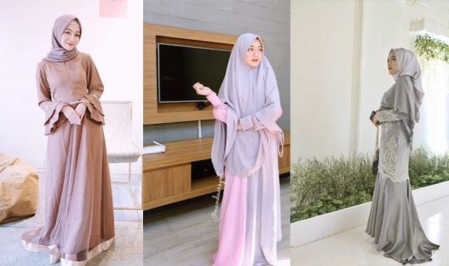 Hijab Clothes Dress Muslim Fashion 2020