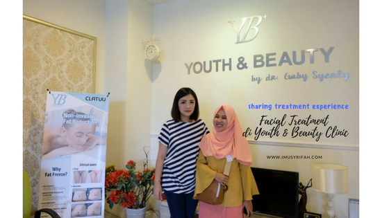 My Facial Treatment Review: Aqua Peeling & Moles Removal Treatment di Youth & Beauty Clinic