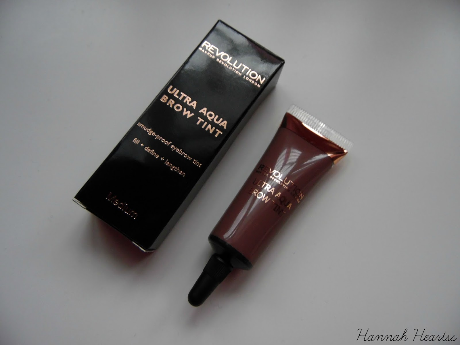 Makeup Revolution Ultra Aqua Brow Tint
