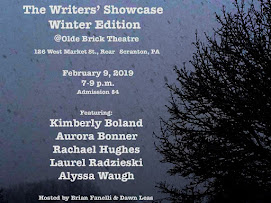 Writers' Showcase, February 9, 2019