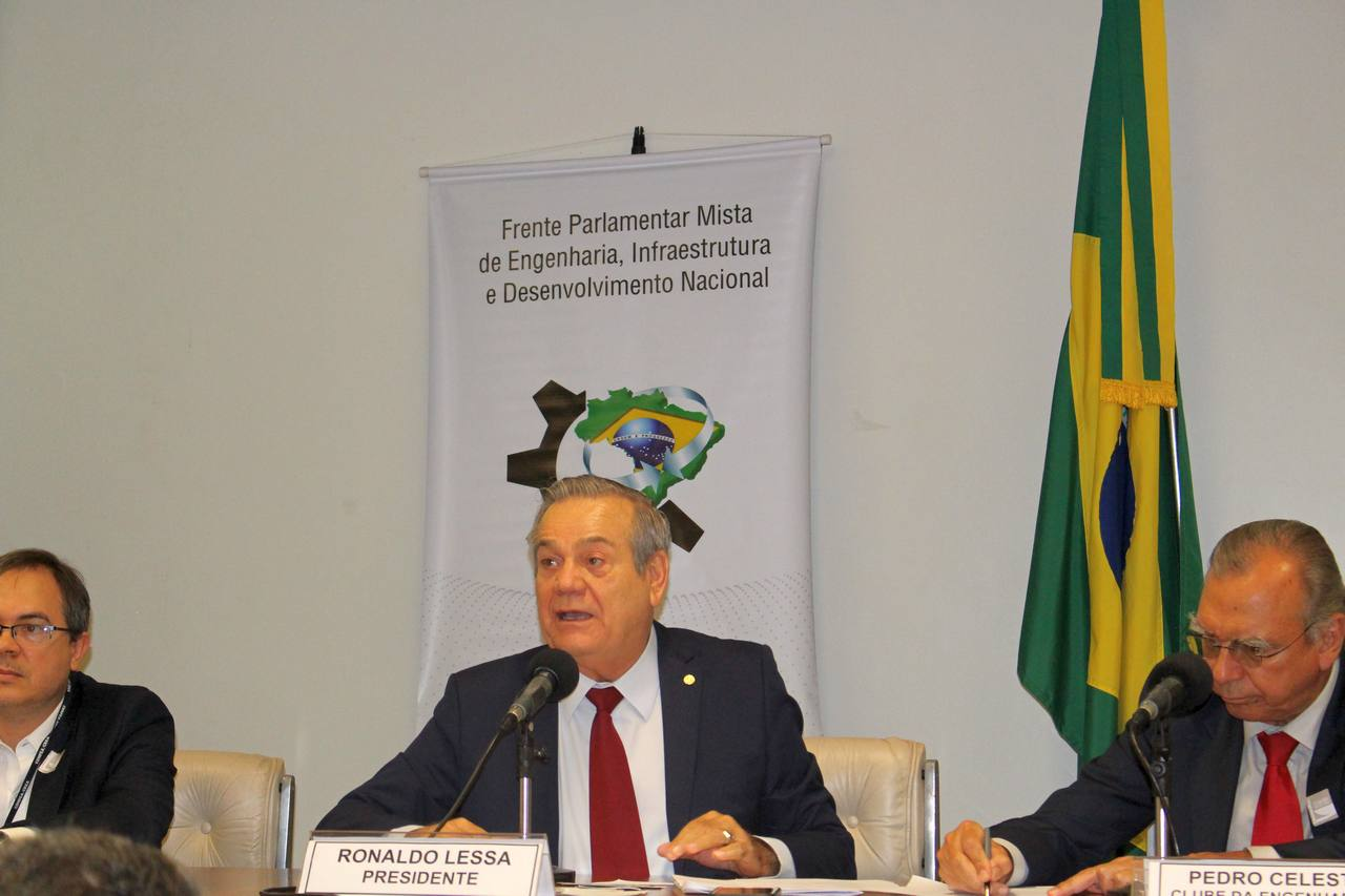Deputado Ronaldo Lessa