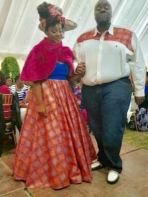 Remember The Rich Zimbabwean Man Who Advertised For Wife With A Long List Of Requirements On Facebook? He Got Married Yesterday, Paid $50,000 Bride Price