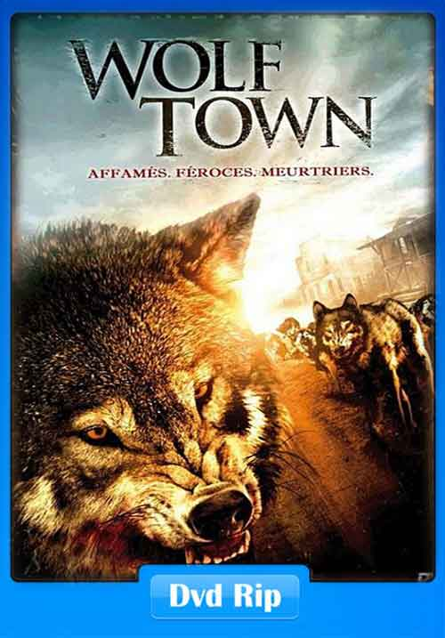 Wolf Town 2011 Hindi Dubbed 720p DVDRip Poster