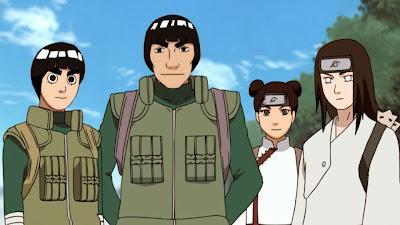 Equipo 9 Naruto