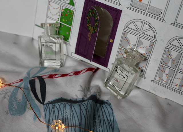 bloom perfume advent calendar christmas
